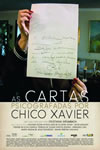 Poster do filme As Cartas Psicografadas por Chico Xavier