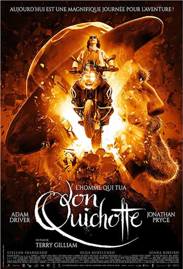 Assistir The Man Who Killed Don Quixote 2019 Torrent Dublado 720p 1080p Online