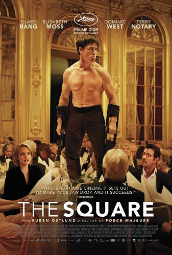 Imagem 1 do filme The Square - A Arte da Discórdia