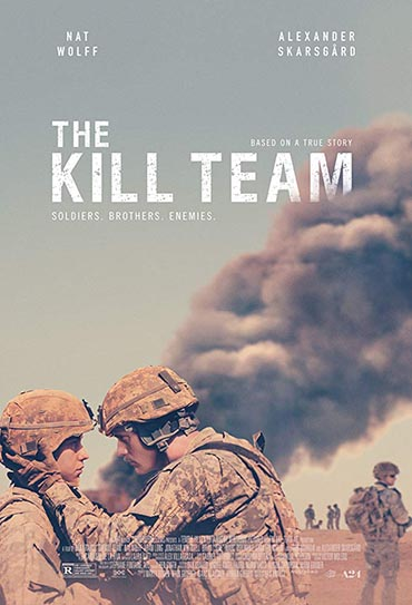 Poster do filme The Kill Team