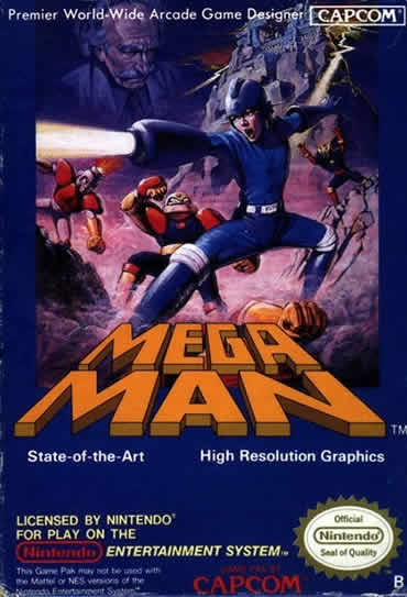 Poster do filme Mega Man