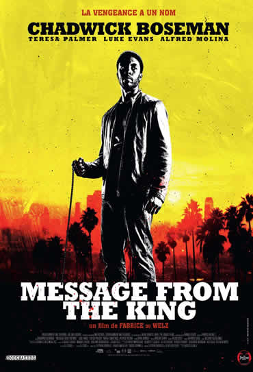 Poster do filme Message from the King
