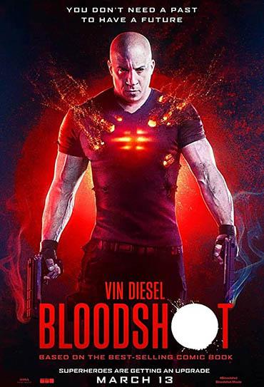 Poster do filme Bloodshot