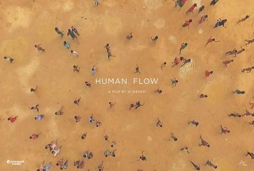 Imagem 2 do filme Human Flow - Não Existe Lar se Não Há para Onde Ir