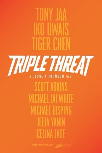 Imagem 1 do filme Tripla Ameaça