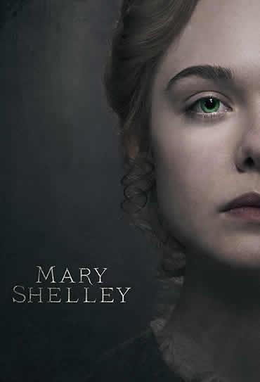 Poster do filme Mary Shelley