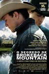 Poster do filme O Segredo de Brokeback Mountain