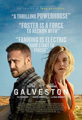 Poster do filme Galveston