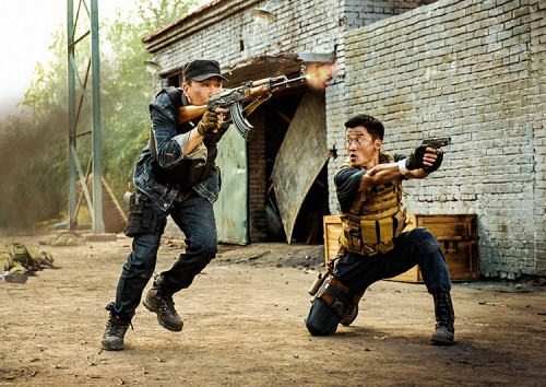 Imagem 2 do filme Wolf Warrior 2