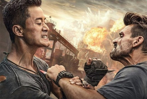 Imagem 3 do filme Wolf Warrior 2
