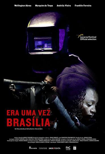 Poster do filme Era Uma Vez Brasília