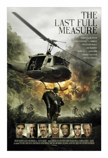Capa The Last Full Measure Torrent Dublado 720p 1080p Download Baixar