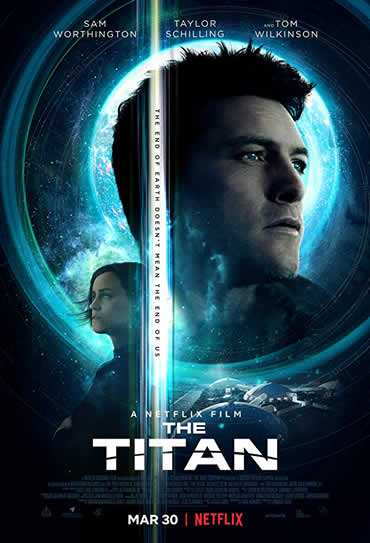 Poster do filme The Titan