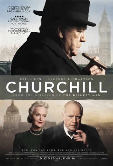 Poster do filme Churchill