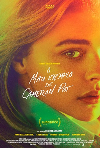 Poster do filme O Mau Exemplo de Cameron Post