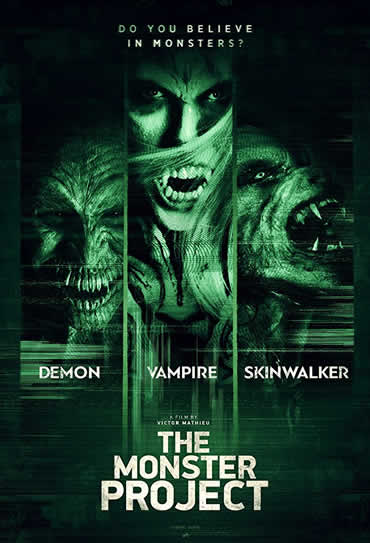 Poster do filme The Monster Project