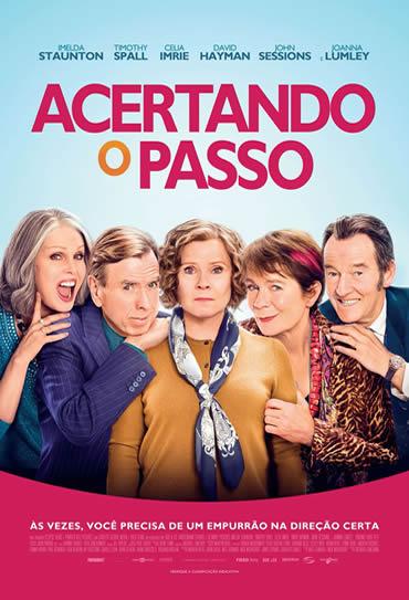 Poster do filme Acertando o Passo