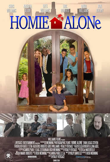 Poster do filme Homie Alone