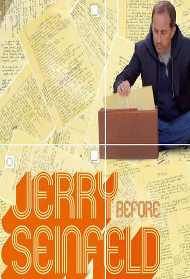 Poster do filme Jerry Before Seinfeld