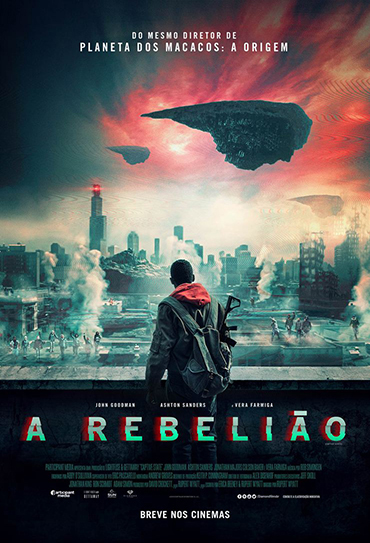 Poster do filme A Rebelião