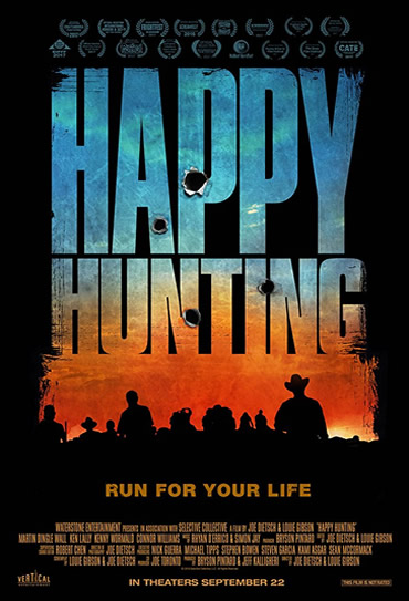Poster do filme Happy Hunting