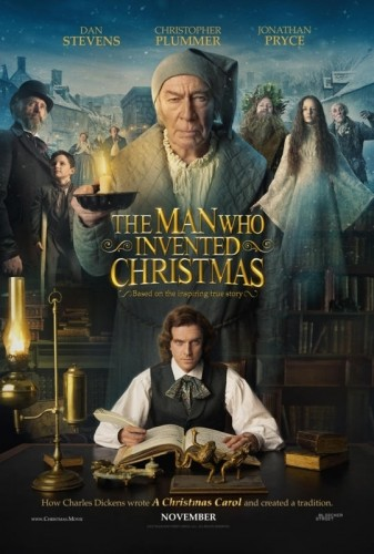 Imagem 1 do filme The Man Who Invented Christmas