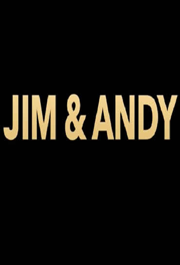 Poster do filme Jim e Andy