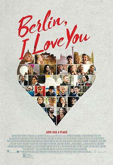 Poster do filme Berlim, Eu Te Amo