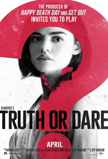 Download Filme Truth or Dare Torrent BluRay 720p 1080p Qualidade Hd