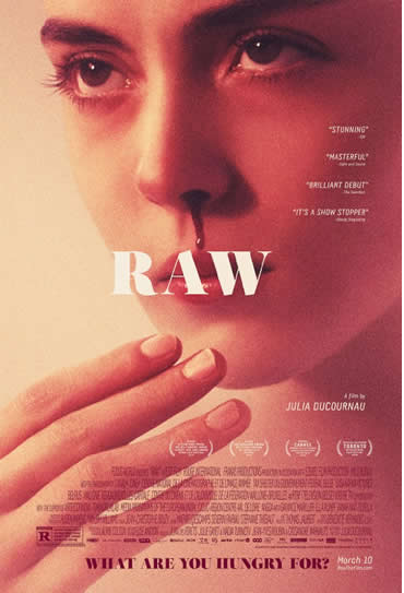 Poster do filme Raw