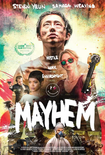 Poster do filme Mayhem