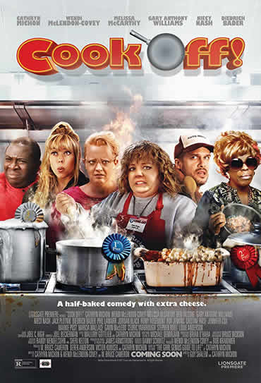 Poster do filme Cook Off!