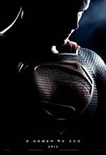 poster Superman: O Homem de Aço