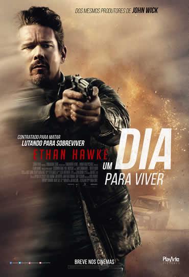 Poster do filme Um Dia para Viver