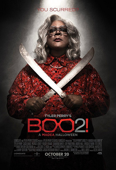 Poster do filme Tyler Perry's Boo 2! A Madea Halloween