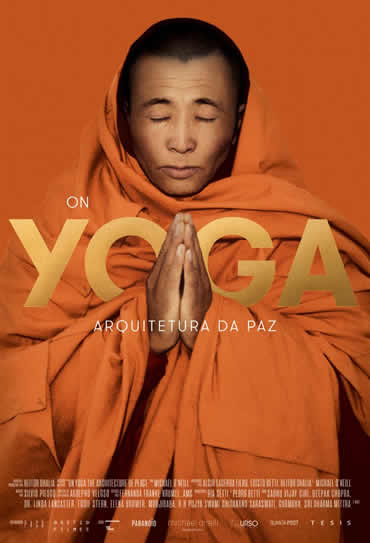 Poster do filme On Yoga: Arquitetura da Paz