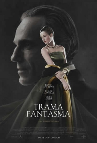 Poster do filme Trama Fantasma