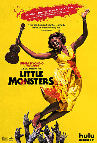 Poster do filme Little Monsters