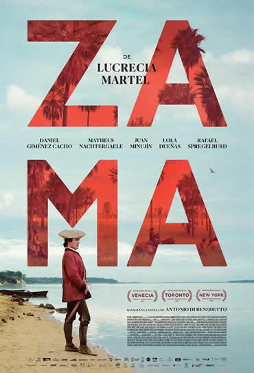 Poster do filme Zama