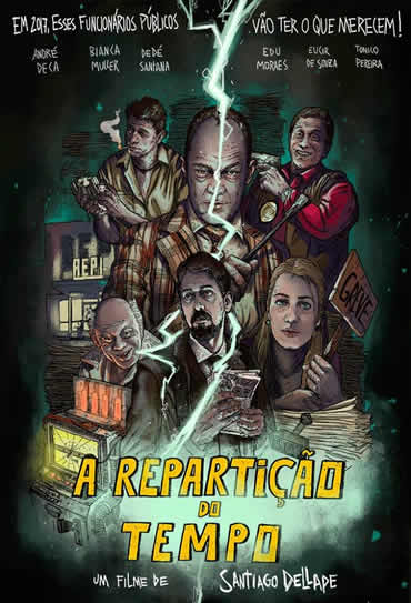 Poster do filme A Repartição do Tempo