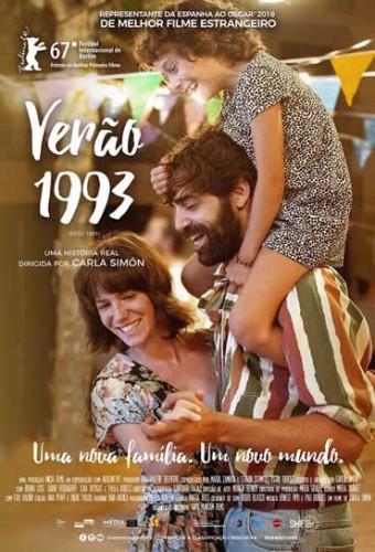 Poster do filme Verão 1993
