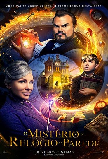 Poster do filme O Mistério do Relógio na Parede