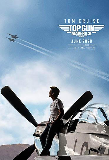 Poster do filme Top Gun: Maverick