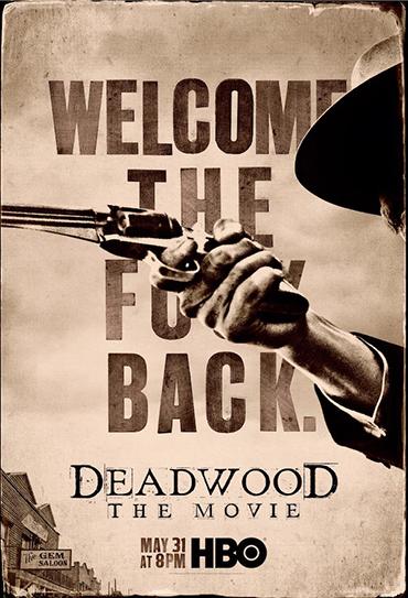 Poster do filme Deadwood