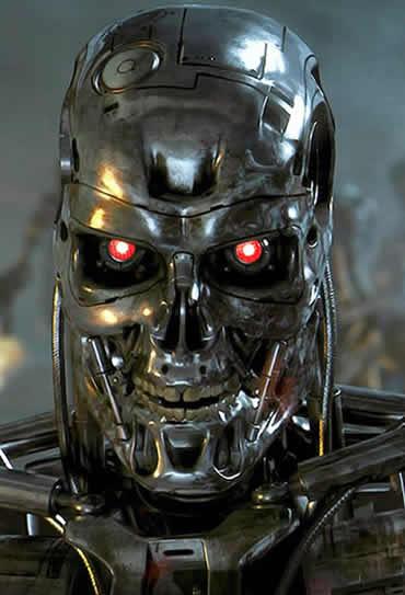 Poster do filme O Exterminador do Futuro 5