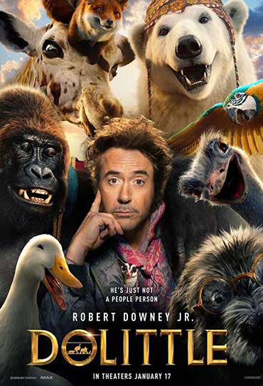 Poster do filme Dolittle