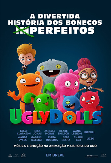 Poster do filme UglyDolls