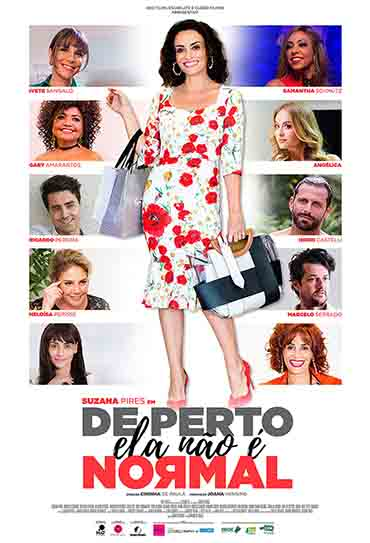 Poster do filme De Perto Ela Não É Normal