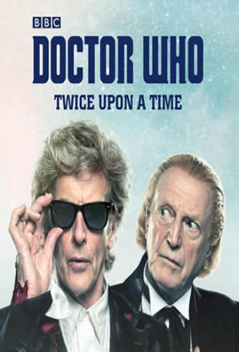 Poster do filme Doctor Who - Twice Upon a Time