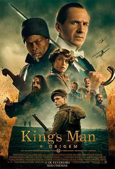 King's Man - A Origem